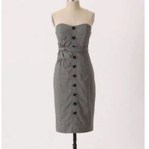 Anthropologie Dresses - NWOT Anthro Floreat Doubly Adorned pencil dress